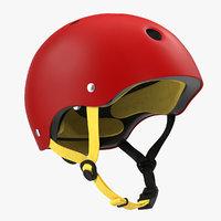 skate helmet generic 3D