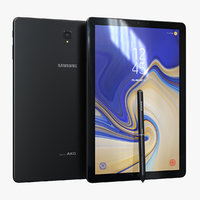Samsung Galaxy Tab S4 10.5 Black With Pen