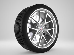 hre performance rim model