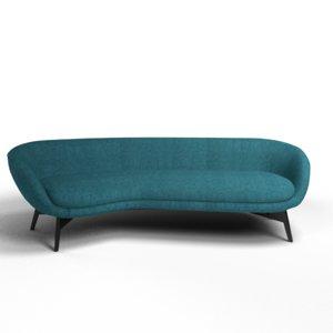 sofa furniture 3D