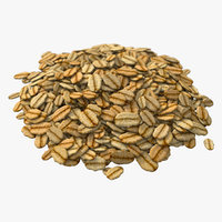 Flaked Oat