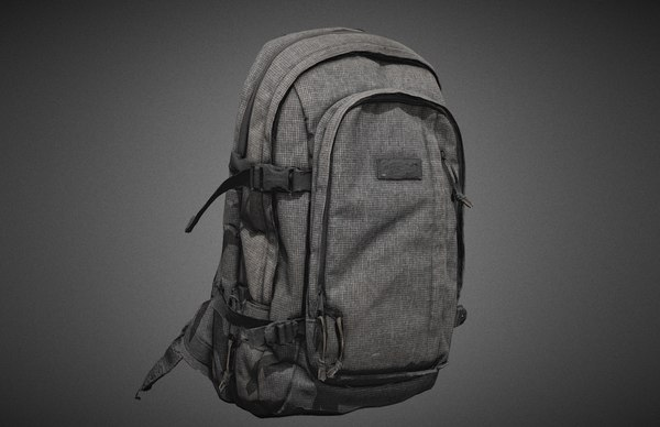 eastpak backpack 3D model