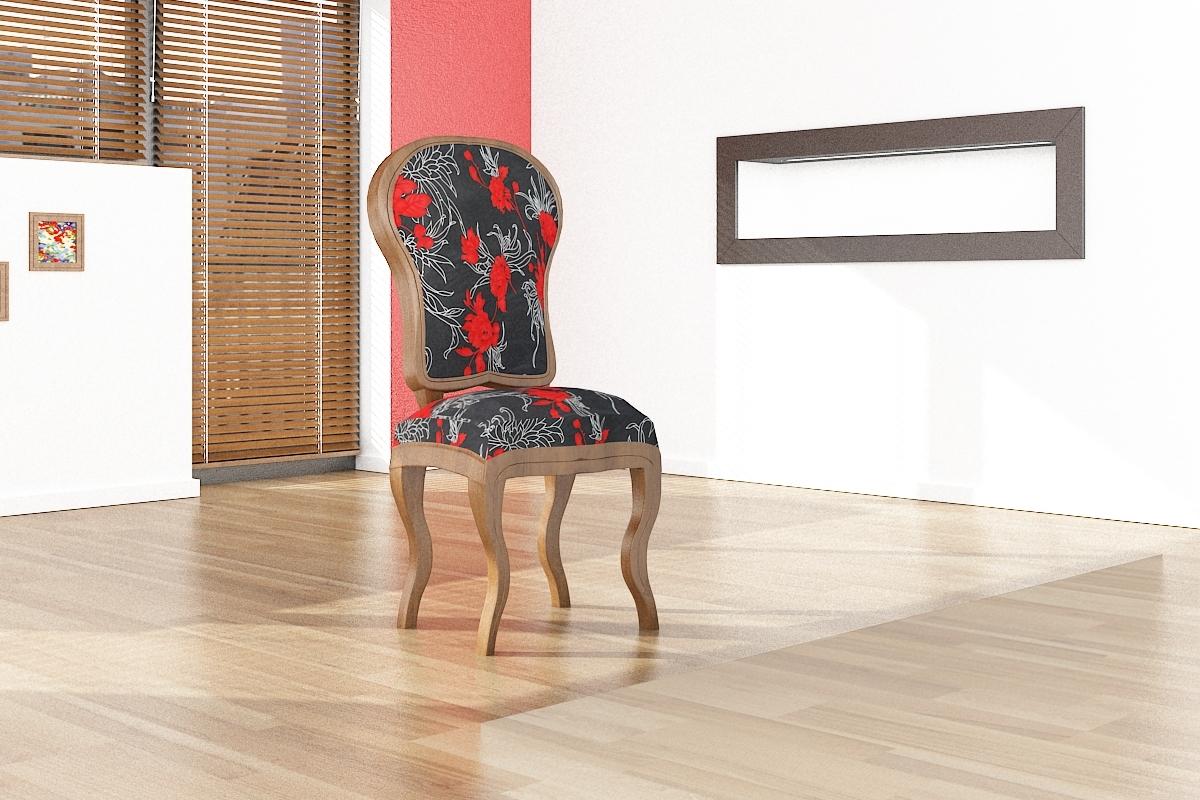 chapandar chair 3D