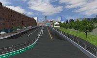 baltimore maryland usa track 3D model