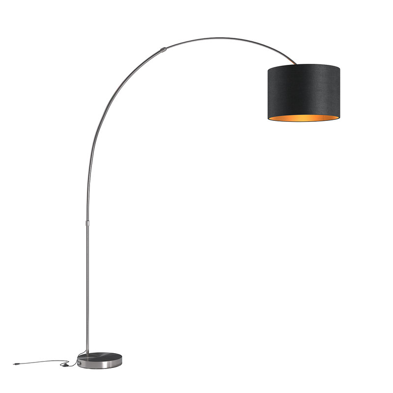 3D floor lamp almach -