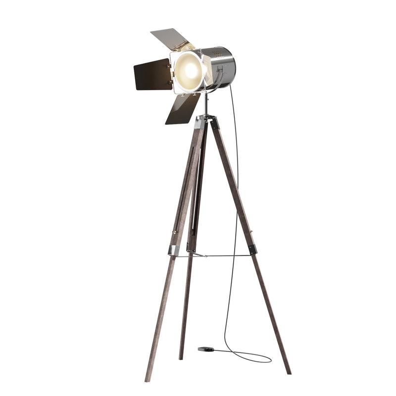 floor lamp adhil - 3D