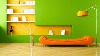 sofa designed 3D model