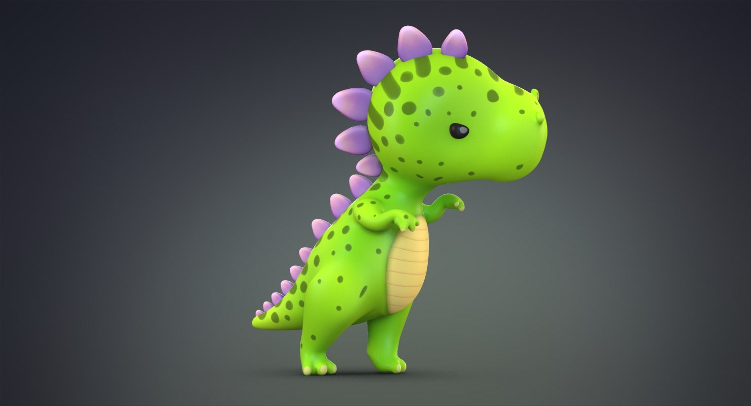 Free Rigged 3D Models for Download   TurboSquid