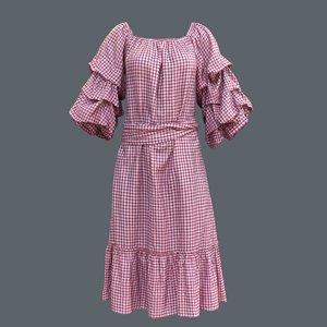 dress clothing 3D model