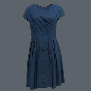 3D model dress clothing