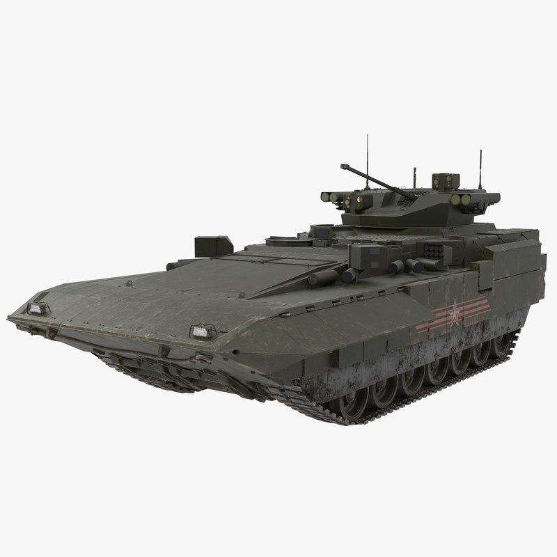 t-15 armata green dirt model