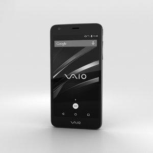 3D vaio phone