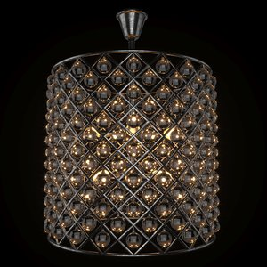 3D lamp zig zag large