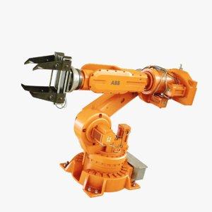 3D pbr 6620 robot
