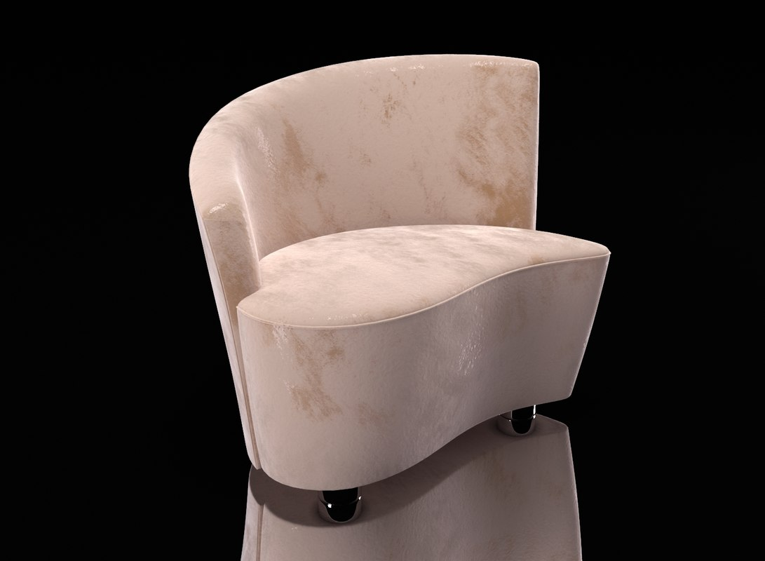 bilbao swivel lounge chair model
