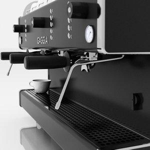 espresso coffee machine gaggia model
