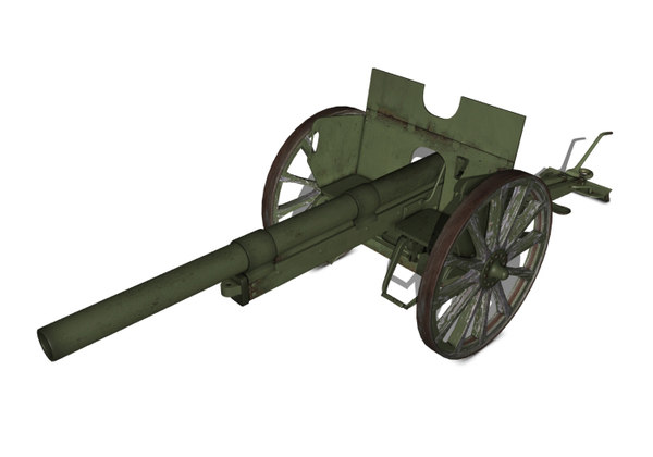 3D 7 fk 96 gun