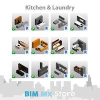 Kitchen & Laundry
