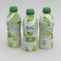 drink soy 3D model