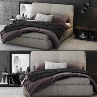 poliform bed model