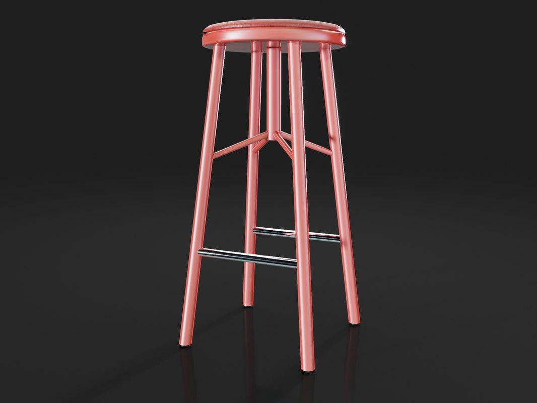 3D bar chair sputnik