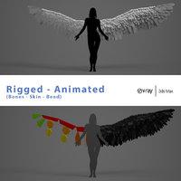 animation - 3D model