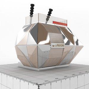 la pavoni concorso 3D