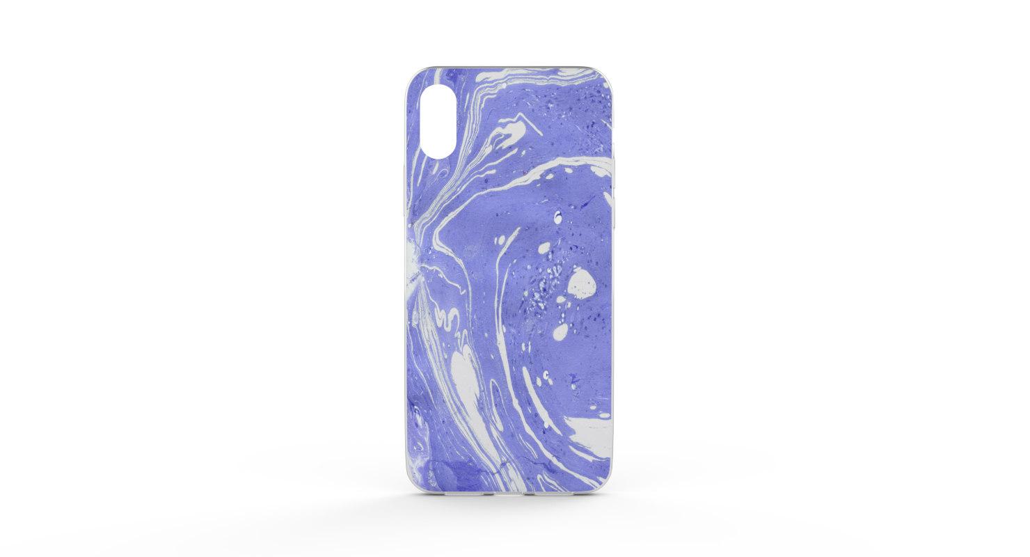 3D model phone case