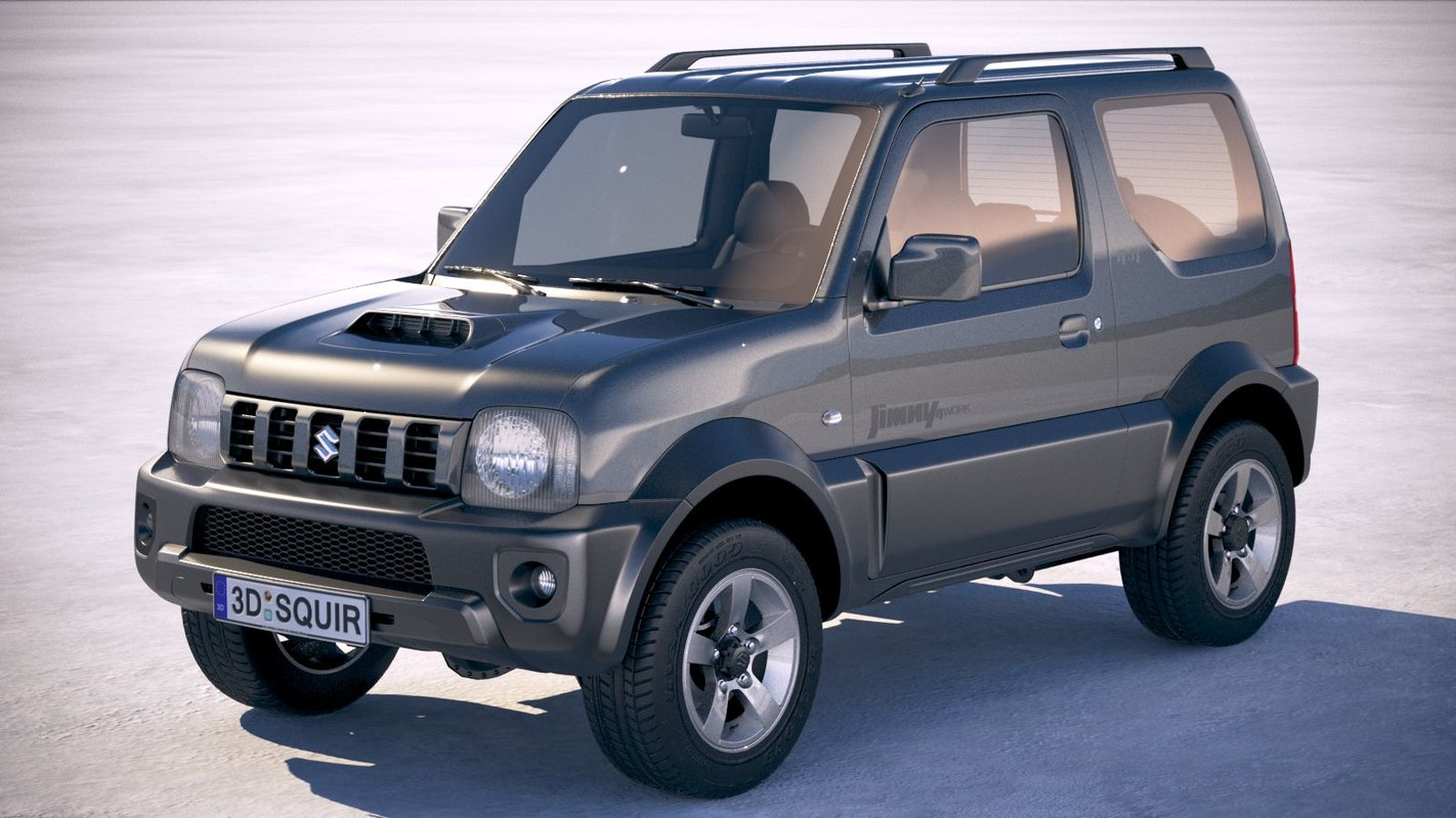 Suzuki Jimny Model Model