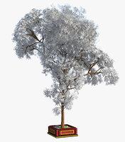 3D tree japan japanese