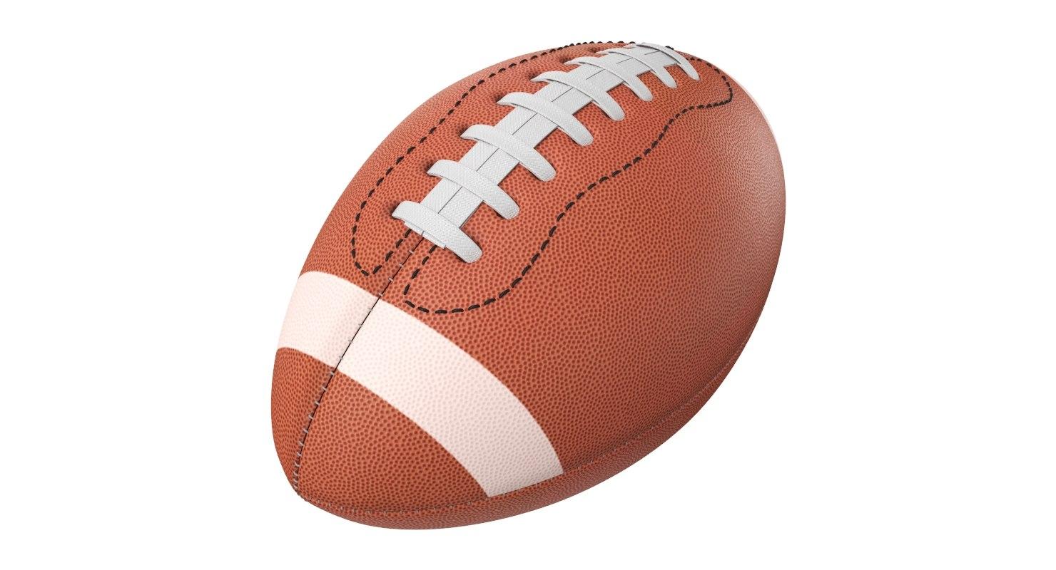3D american ball