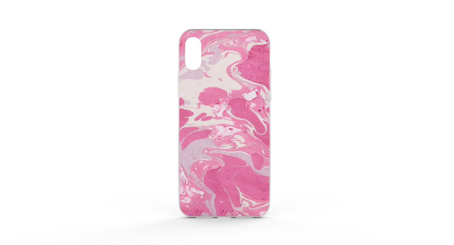 case x iphone 3D