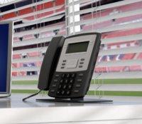 3D model telephone phone
