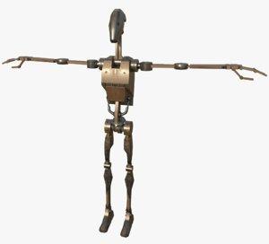 droid battle 3D