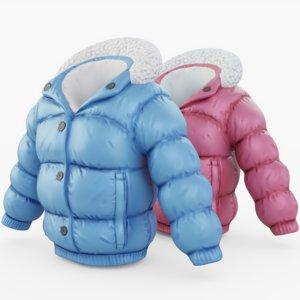 jacket winter model