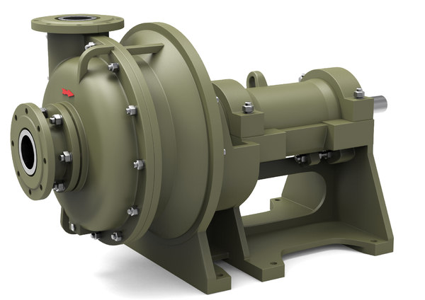 3d centrifugal pumps model