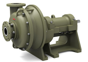 3d centrifugal pumps model