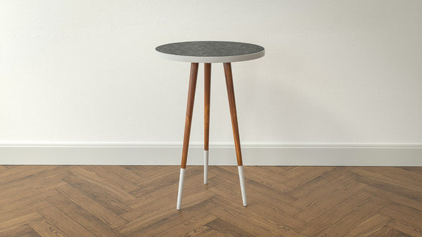 design sidetable octane 3D model