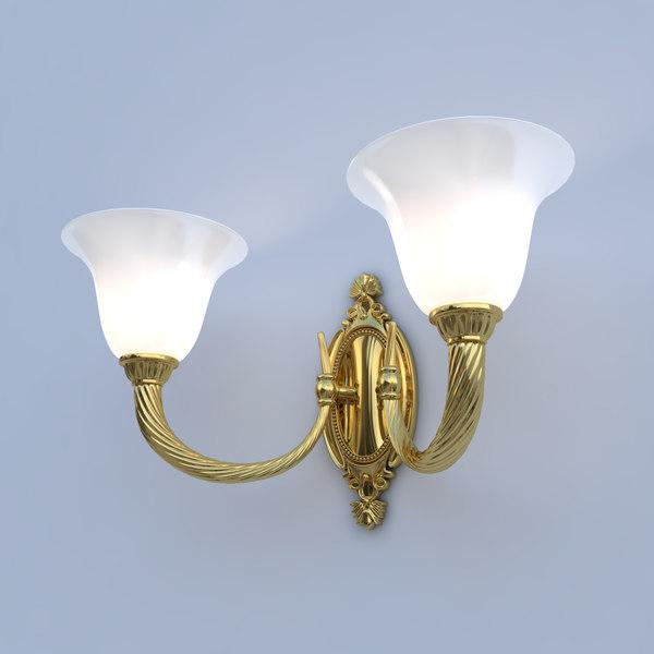 3D model arizzi lamp