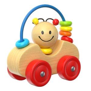 3d model wooden toy
