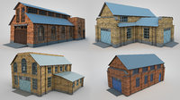 3D warehouses ready