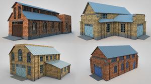 3D warehouses ready