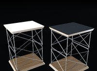 3D vitra ltr occasional table