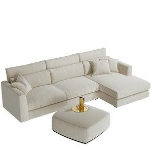 3D cts salotti poltrone divani