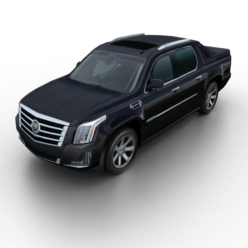Cadillac Escalade Ext Used: Fictional 2016 Cadillac Escalade Max