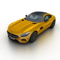 2016 mercedes-benz amg gt 3d 3ds