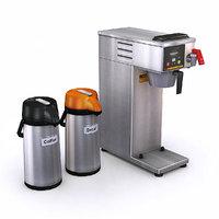 commercial coffee maker 3D model