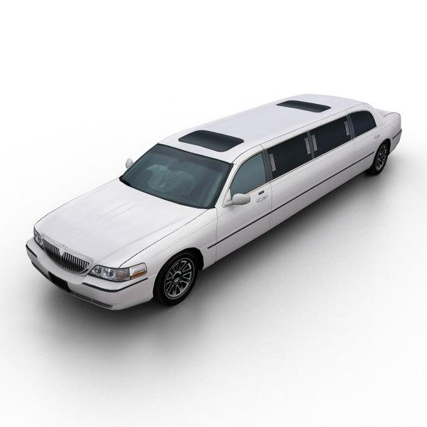 3d limousine games