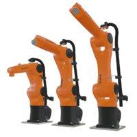 KUKA - KR Agilus KR10 R1100 / KR6 R700 / KR6 R900 robots