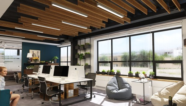 office room model